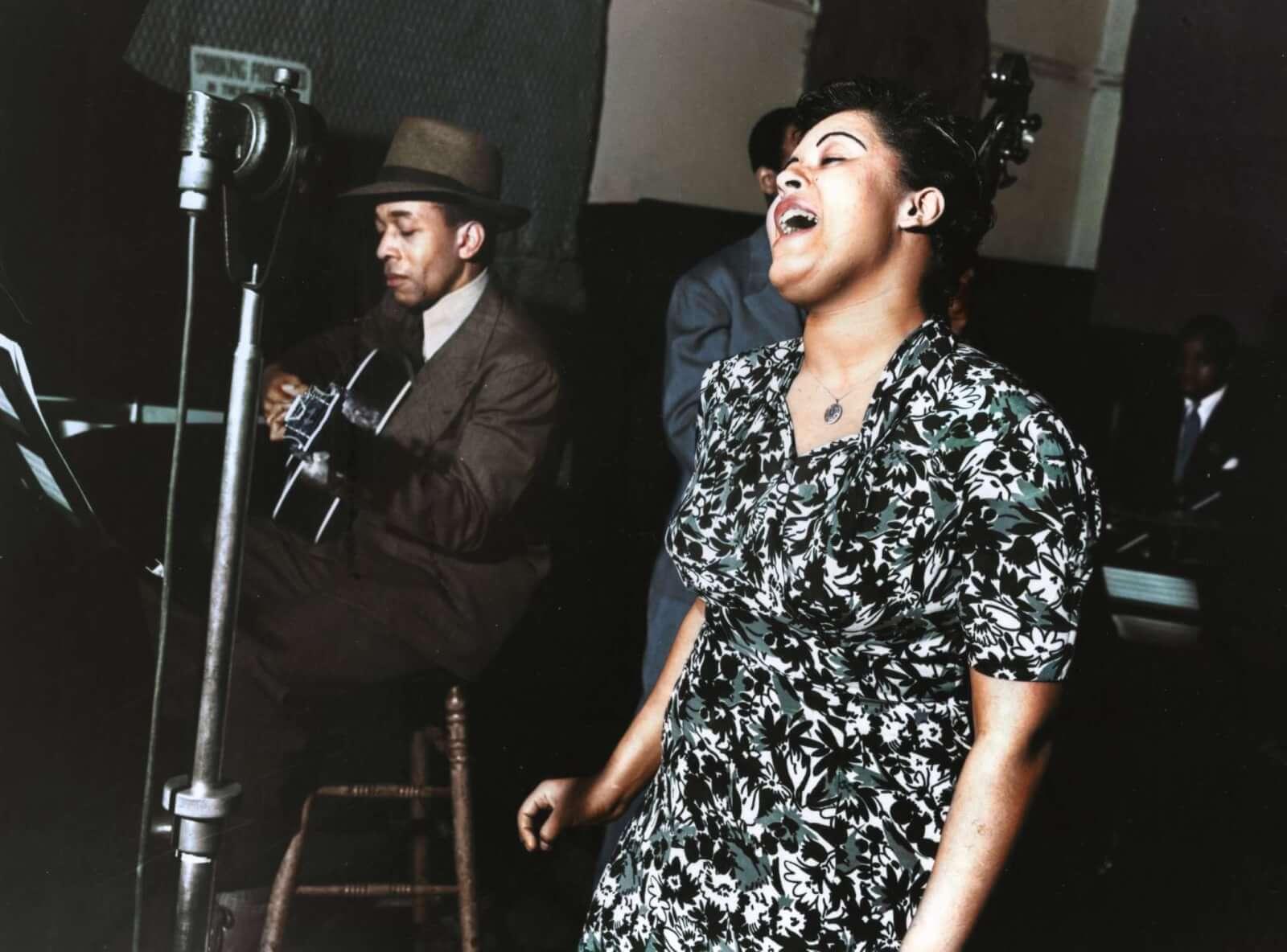 Billie - Legende des Jazz